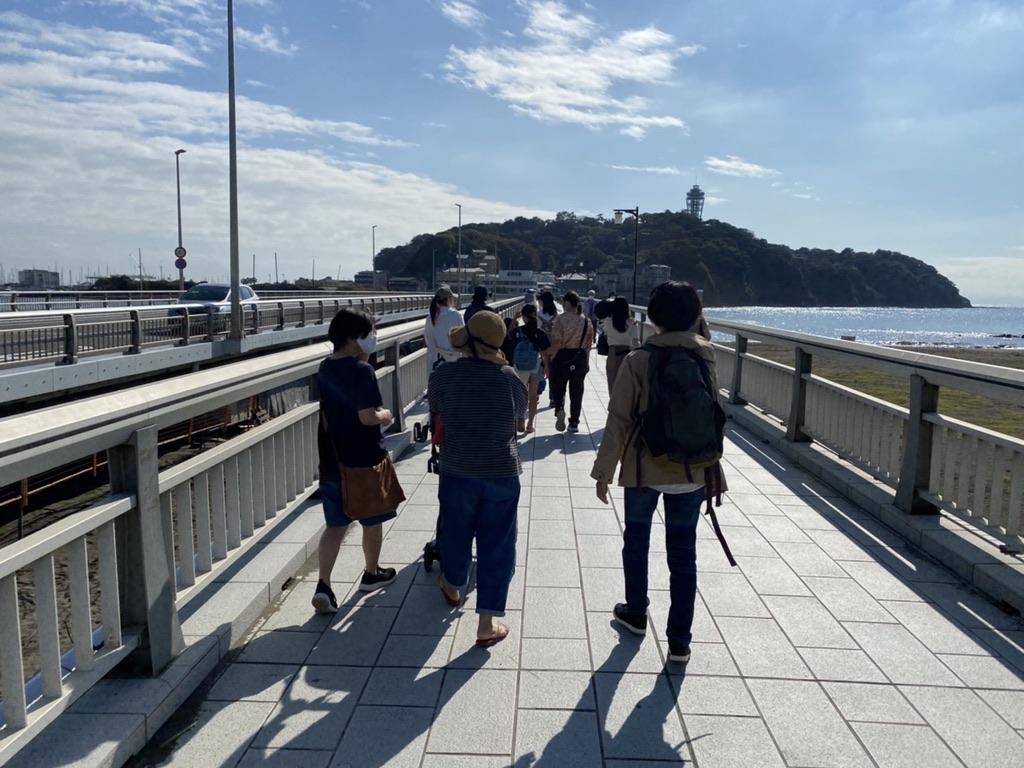 【活動報告】子ども朝カフェ〜江の島で磯遊びしてきたよ!〜